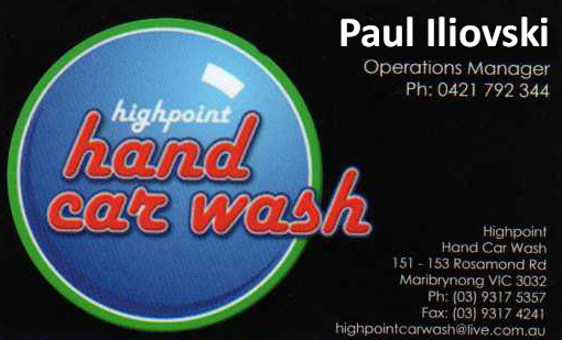 Highpoint hand car wash